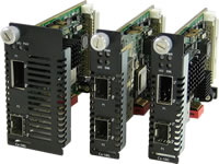 10 Gigabit Managed Media Converter Module