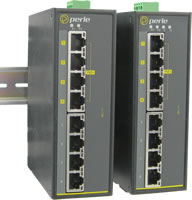 Switch PoE Industrial de 8 puertos