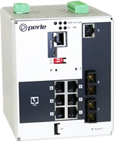 Switch Ethernet Administrado Industrial de 9 puertos